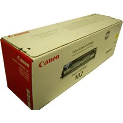 箱ダメージ品 CANON ドラムカートリッジ102(502) イエロー 海外純正