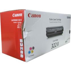 箱ダメージ品 CANON 2653B001 カートリッジ322II ブラック純正