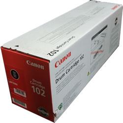 箱ダメージ品 CANON ドラムカートリッジ102(502) ブラック