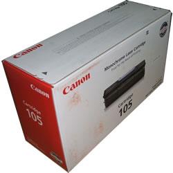 箱ダメージ品 CANON カートリッジ105/705 (505) 海外純正